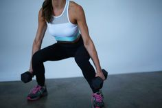 Cardio & Leg Challenge: 6 Basic Exercises That Only Take 15 Minutes — Balance In Practice