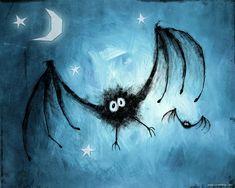 Spider Bat?