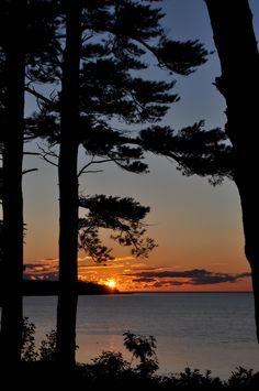 Beaver Island - Michigan:) State Of Michigan, Lake Michigan, Planet Earth Ii, Pretty Landscapes, Art World, Beautiful World, Mother Nature, Sunsets, Island