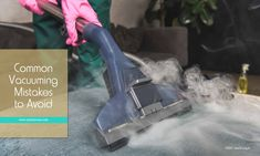 Avoid common vacuuming mistakes to get the job done right. VACUFLO offers clients a wide variety of central vacuum systems and accessories for every job. Get The Job, Mistakes