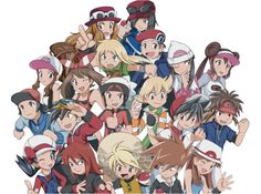 I, Kristen Analise, have officially read every single pokespe manga to date!! Yay!! ^_^