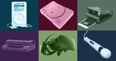 The 50 Most Influential Gadgets of All Time - Technology and Computer Electronics Projects, Electronics Storage, Electronics Gadgets, Technology Gadgets, Tech Gadgets, Computer Gadgets, Computer Repair, Iphone 5c, Apple Iphone