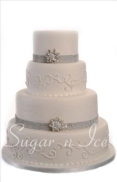 Sugar 'n Ice :: Wedding Cakes and Special Occasion Cakes | Traditional Wedding Cakes and Modern Wedding Cakes