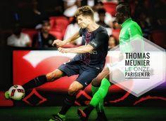Thomas Meunier heureux de ses débuts à Paris ! - http://www.le-onze-parisien.fr/thomas-meunier-heureux-de-ses-debuts-a-paris/