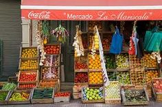 How south American Montevideo, Fruit Shop, Native Country, Window Signs, Best Memories, South America, Store Windows, Spanish Language, Store Fronts