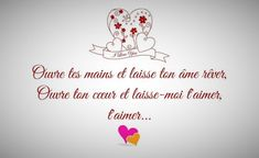 Message Cœur & Amour Message Sms, Love, Quotes, Sentiments, Bouquet, Couple, Bonheur, Amor, Qoutes