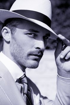 Get your guy to channel literature's most dapper gent with our Modern Gatsby looks only on mblog.macys.com