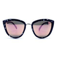 Quay Australia My Girl Sunglasses in Black Tortoise/Pink