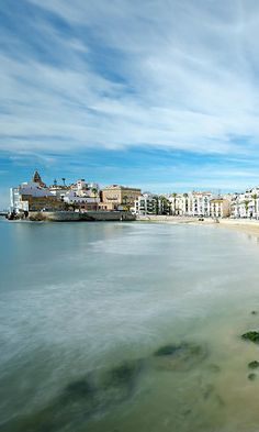 The Best Travel, Food and Culture Guides for Spain, Europe - Local News & Top Things to Do Places Around The World, Oh The Places You'll Go, Places To Visit, Sitges, Europe Travel Guide, Spain Travel, A Far Off Place, Places In Spain, Costa