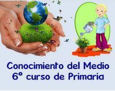 Conocimiento del Medio CEIP Campo de la Cruz en Ponferrada - Blog of Spanish 3rd through 6th grade teacher - intermediate level