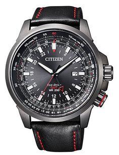 CITIZEN PROMASTER GMT