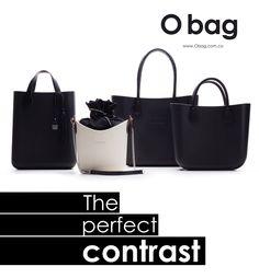 O bag - The perfect contrast www.Obag.com.co Contrast 09ed7284761
