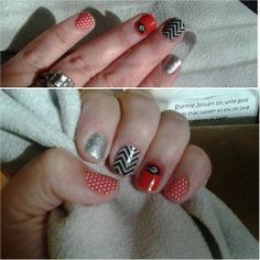 Are you a UGA Fan??? Then make sure you have your nails ready for GAMETIME!! Click the image to order your wraps today!