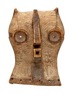 Native - A Luba mask