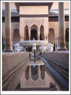 LA ALHAMBRA - Granada, Granada