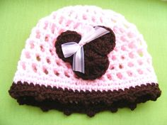 Favorite  Like this item?    Add it to your favorites to revisit it later.  Crochet Pattern Hat Minnie Mouse