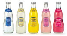 Makes any party just a bit more fancy...Lorina limonade comes into two different bottle sizes