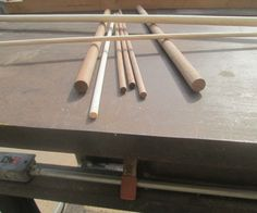 There are times when you may need a Dowel Rod made out of a particular variety of wood for a project, or an extra long length. Or maybe, like me, you like to make things yourself. This Instructable will explain how to make a fixture to make your own, custom dowel rods.