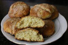 Buena cocina mediterranea: Panecillos dulces