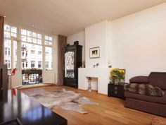 Amsterdam Vacation Rental - VRBO 1031632ha - 1 BR Netherlands Apartment, Separate Bedroom with Large Boxspring Double Bed & Ajacent Terr...