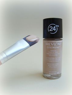 Revlon ColorStay... in love! The best foundation I've used in a while!