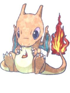 cute charizard Pokemon