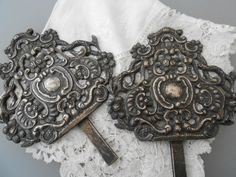 Antique decorative items 1900 by Nkempantiques on Etsy, €29.00
