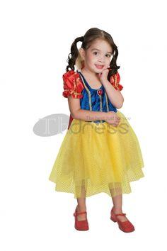 Little Girls Snow White Dress Halloween Costume YRS) Snow White Halloween Costume, Halloween Costumes For Kids, Happy Halloween, Costume Blanc, Snow White Dresses, Cosplay Costume, Halloween Accessories, Halloween Disfraces, Toddler Girl