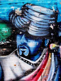 Bogota Street Art by LoisInWonderland, via Flickr