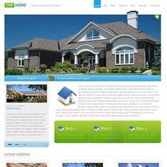 Our Home Real Estate WordPress Theme