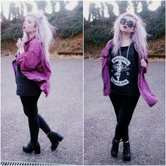 Live Wire - Helen Anderson | LOOKBOOK  Melon is so perfect. Ugh.