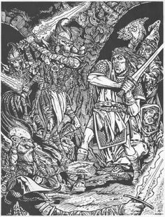 Raven Crowking's Nest: The Descendents of Gith