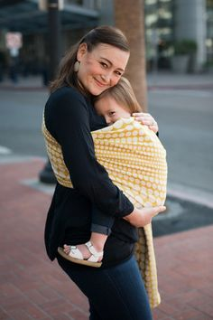 Tula Ring Sling – EcoBaby and Home