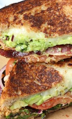 The Ultimate BLT Grilled Cheese