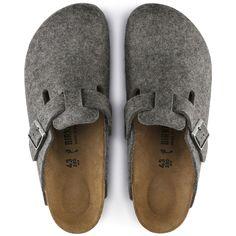 Boston Wool Felt Grey