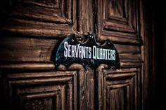 """Haunted Mansion Servants Quarters"" by Adam Hansen"