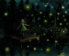 fireflies | http://tx.english-ch.com/teacher/queency/fireflies.jpg