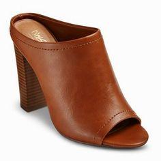 Affordable Mules! #target #mossimojane