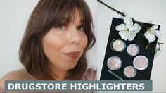 Drugstore Highlighters Review / Zustta