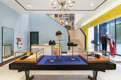 Paul Smith Beijing Flagship Store Opening | Men's Retail Environments Design