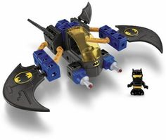 Fisher-Price TRIO DC Super Friends Batwing by Fisher-Price, http://www.amazon.com/dp/B00388L8NY/ref=cm_sw_r_pi_dp_.CDMqb0Q5XC4E - Ryan & Everett