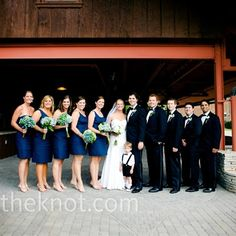navy blue and red wedding party | Wedding Dresses Engagement Rings Bridesmaid Dresses Wedding Rings ...