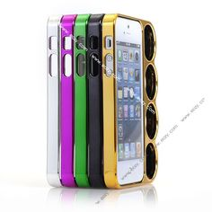 The lord of Knuckle Style Finger Rings Hard Phone Case Cover Shell For iPhone 5 #eozy