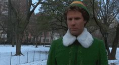"""Buddy also taught you how to swear. 
