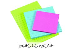 Teachers love Amazon! Here are a few teacher must-haves that you can find on Amazon for organizing any classroom! All the post it notes for all the lessons!