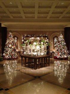 Ritz Carlton Dallas Lobby