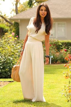 20 Style Tips Palazzo Pants | Fashion Hippoo