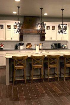 One picture here is not enough, visit our site to find another inspirations >>>>> New Kitchen, Kitchen Ideas, Kitchen Decor, Cute Room Ideas, Decorating Ideas, Decor Ideas, Cabinet Ideas, House Goals, Interior Design Kitchen