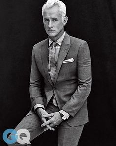 See the Mad Men Cast in GQ Photos | GQ