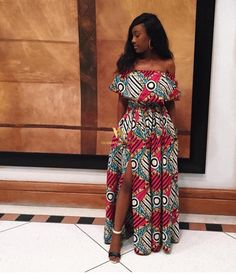 4 Factors to Consider when Shopping for African Fashion – Designer Fashion Tips African Dresses For Women, African Print Dresses, African Attire, African Wear, African Fashion Dresses, African Women, Ankara Fashion, African Prints, African Style